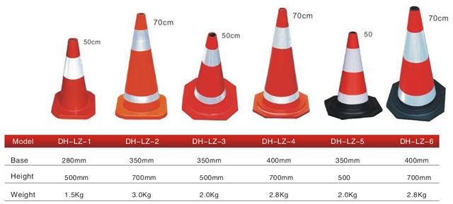Cọc giao thông phản quang