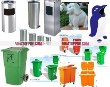 Bán thùng rác tại Bắc Giang