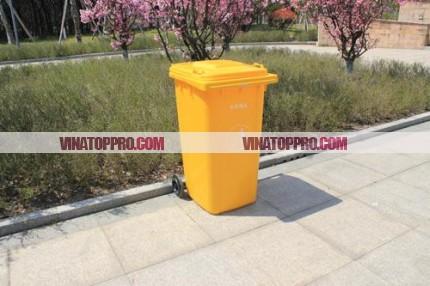 Bán thùng rác tại Bắc Ninh