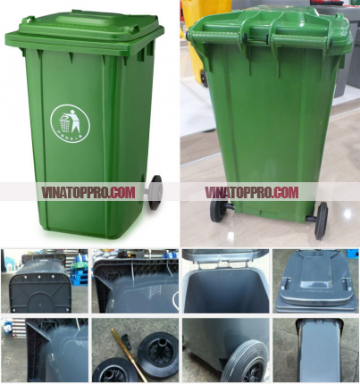 Bán thùng rác tại Đồng Nai