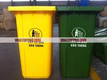 Bán thùng rác tại Ninh Bình