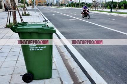 Bán thùng rác tại Thái Bình