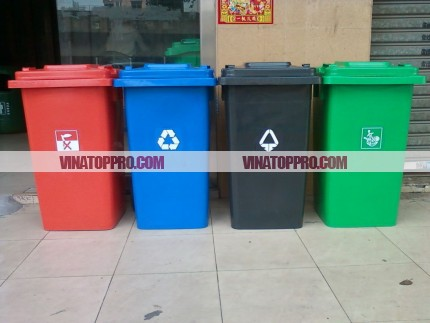 Bán thùng rác tại Thừa Thiên Huế