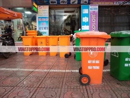Bán thùng rác tại TPHCM