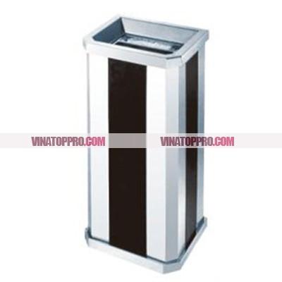 Thùng rác inox - Thùng rác nhập khẩu A59