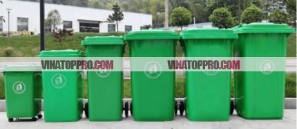Bán thùng rác tại Hà Nam