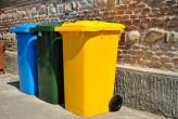 Bán thùng rác tại Cà Mau