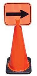 Biển báo cọc giao thông