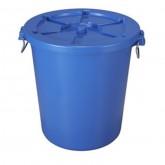 Thùng rác nhựa tròn hdpe