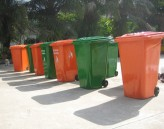 Thùng rác tại Quảng Bình