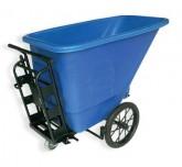 xe thu gom rác 3 bánh 450 lít