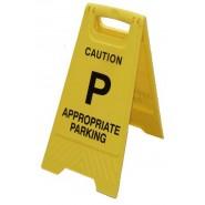 Biển báo hết chỗ đỗ xe