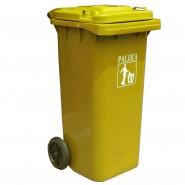 Thùng rác nhựa y tế 120 lít