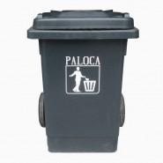 Thùng rác nhựa nhập khẩu HDPE 80 lít