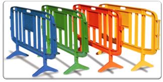 Rào chắn bằng nhựa bền đẹp