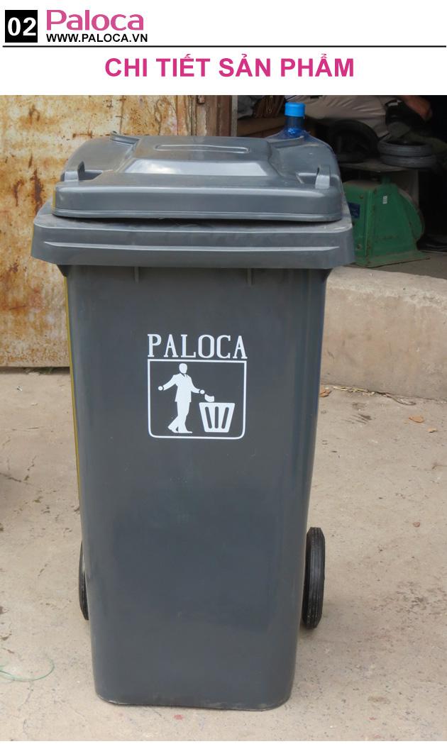 Hãy vứt rác đúng nơi quy định là những gì thùng rác HDPE muốn nói