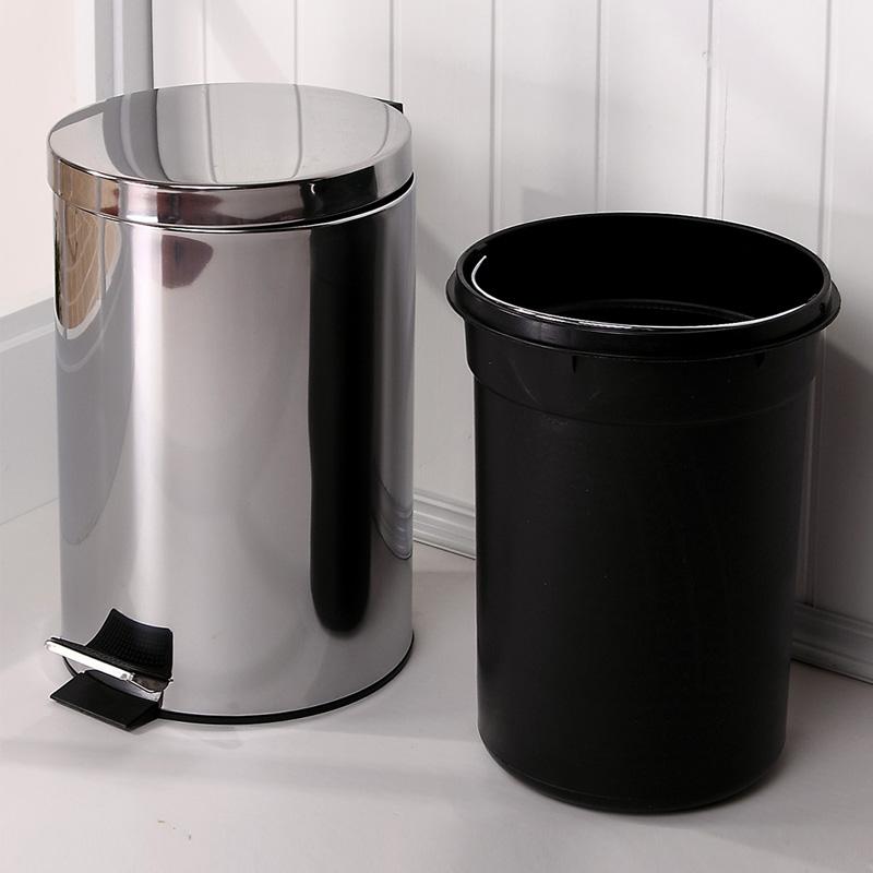 Địa chỉ bán thùng rác inox đạp chân - sọt rác inox đạp chân