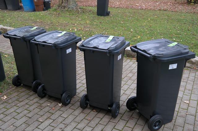 Bán thùng rác tại Cần Thơ